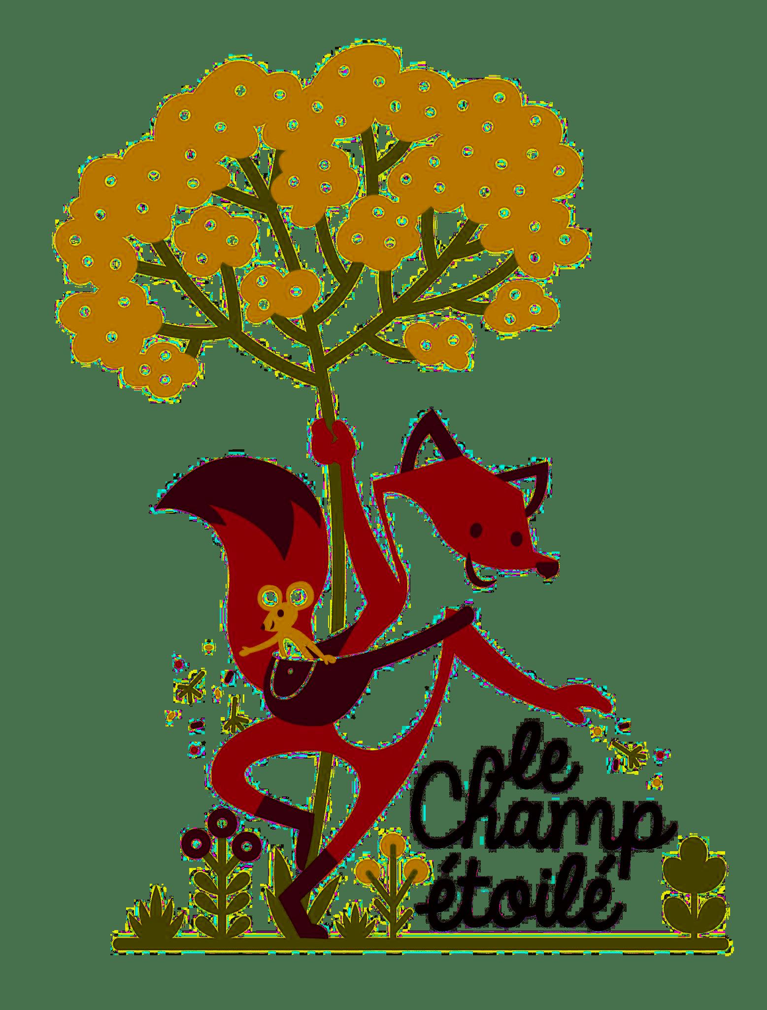 Logo Le Champ étoilé